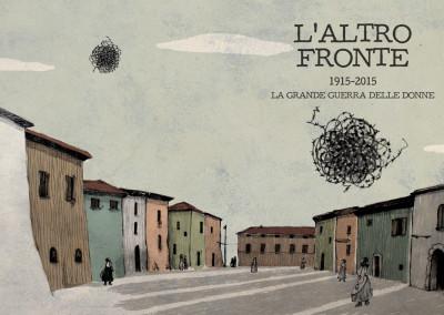 COPERTINA L'ALTRO FRONTE - OfficinaB5